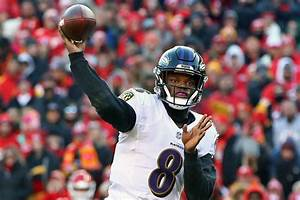 Football Week 15 Should You Start Ravens Qb Lamar