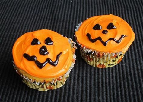 halloween cupcake decorations spooky ideas  candy