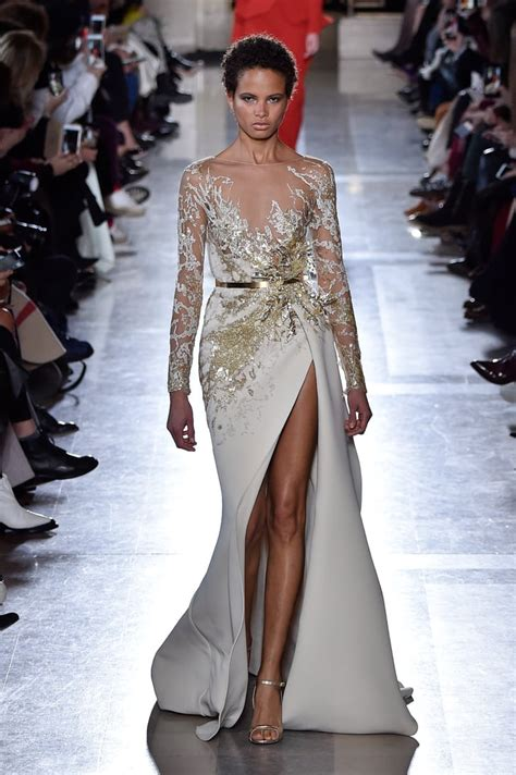 elie saab haute couture spring summer  couture