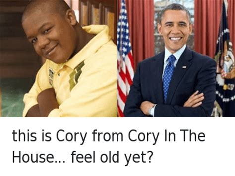 Cory In The House Memes - this is cory from cory in the house feel old yet this is