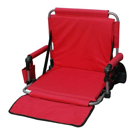 northwest territory padded stadium chair fitness