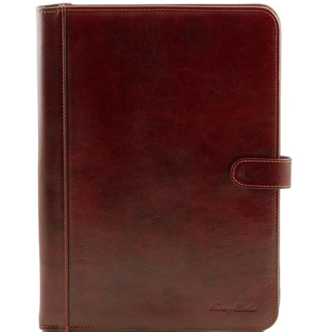 conf 233 rencier porte document cuir tuscany leather