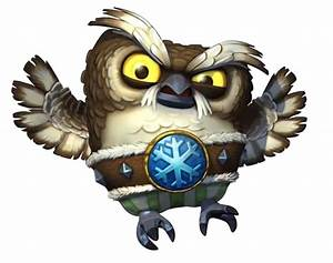 Snowmad Owl | Donkey Kong Country: Tropical Freeze Art ...