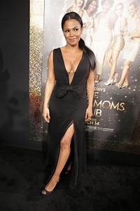 Nia Long at 'The Single Moms Club' World Premiere