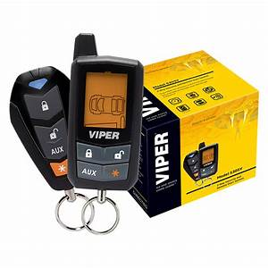Viper Entry Level LCD 2-Way Security and Remote Start System