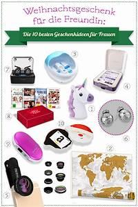 Geschenkideen Für Freundin Weihnachten : geschenkideen f r die freundin weihnachtsgeschenke f r ~ Watch28wear.com Haus und Dekorationen