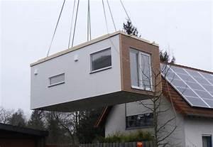 Flying Spaces Anbau : flyingspaces als anbau schwoererblog ~ Markanthonyermac.com Haus und Dekorationen