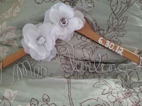 bridal dress hanger weddingbee photo gallery