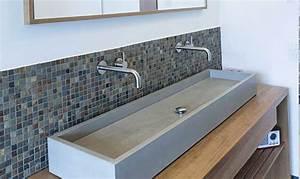 Waschtisch Aus Beton : waschtisch ~ Lizthompson.info Haus und Dekorationen