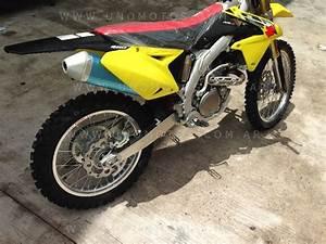 Moto Cross Suzuki : moto suzuki suzuki rmz 450 cross enduro ~ Louise-bijoux.com Idées de Décoration