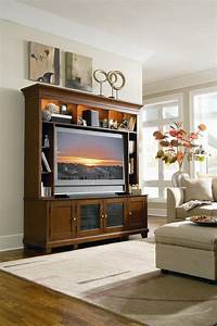 Metropolitan View 74 Inch Entertainment Console With Hutch