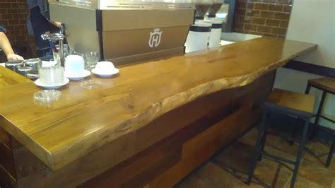 live edge countertop custom furniture millwork company