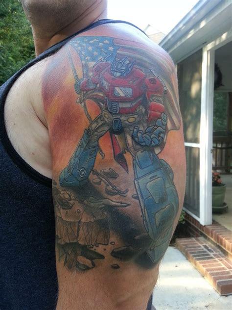 transformers tattoos designs ideas  meaning tattoos