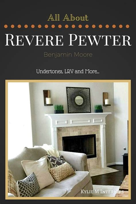 colour review benjamin revere pewter
