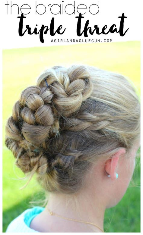 25 girl hair styles for toddlers and tweens (With images