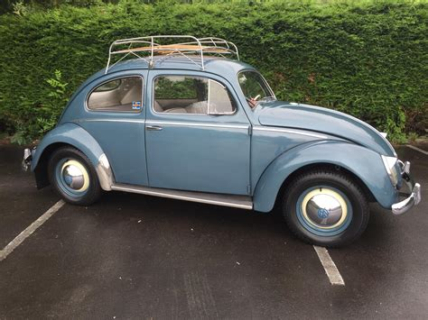 Used 1954 Volkswagen Classic Beetle for sale in Derbyshire