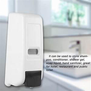 600ml Foam Soap Dispenser Dispensador De Jabon Bathroom