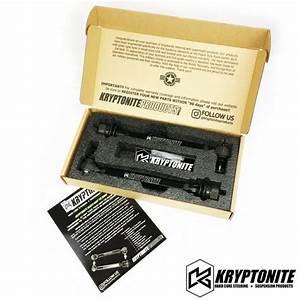 Kryptonite Death Grip Tie Rods  2001