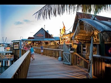 John's Pass Village & Boardwalk - YouTube