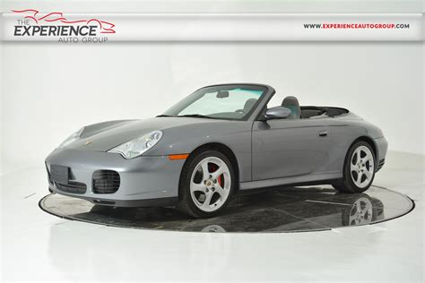 2004 Porsche 911 Carrera 4s Cabriolet Car Photos Catalog
