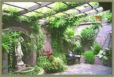 style homes with courtyards 1000 images about courtyard gardens on