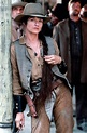 Ellen Barkin as Calamity Jane in Wild Bill | Hollywood ...