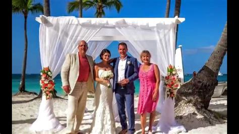 Chelsea and David wedding at Dreams Palm Beach,D.R. May 1, 2015   YouTube