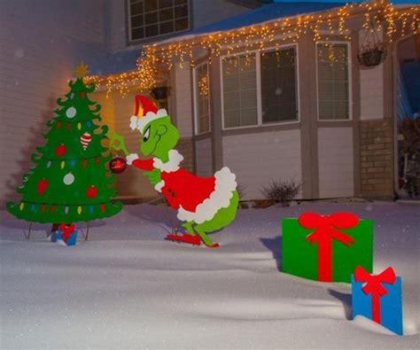 outdoor christmas decorations diy diy christmas