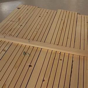 Assembler 2 Planches Perpendiculairement : comment r aliser sa t te de lit en lambris leroy merlin ~ Premium-room.com Idées de Décoration