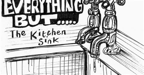 everything but kitchen sink the hesperado the jihad of the kitchen sink 7093
