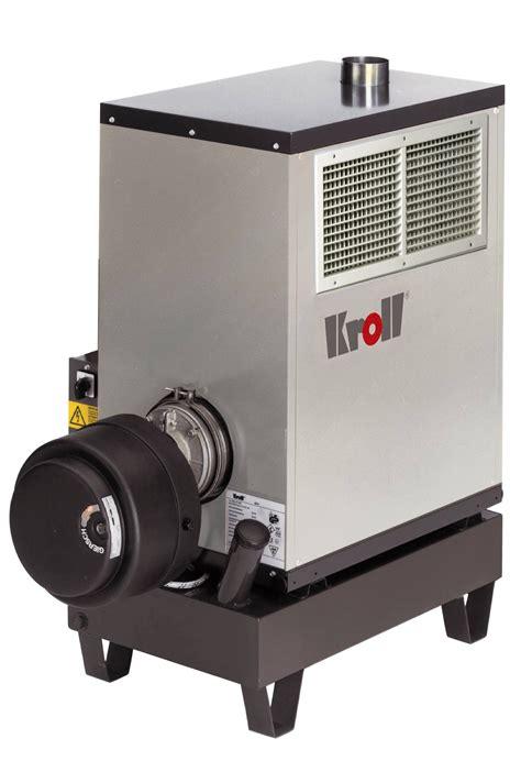 ventilateur chambre générateur d 39 air chaud fioul avec brûleur indépendant