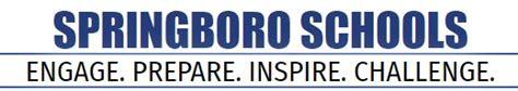 springboro junior high school newsletter august