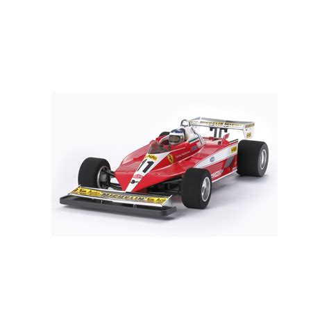 Der ferrari 312t3 ist eine wiederauflage des klassikers aus dem jahre 2001 (bausatznummer 49191) die basis ist das f104w mit der breiten die basis ist das f104w mit der breiten vorderachse des f103 chassis.das original fuhr 1978 den südafrika grand prix. TAMIYA F104W FERRARI 312T3 KIT 47374 - Art Technic Modélisme
