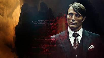 Hannibal Lecter Mads Serie Mikkelsen Wallpapers Hopkins