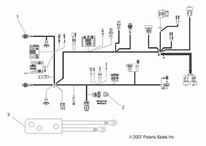 2007 Polaris Sportsman 500 Ho Efi Wiring Diagram