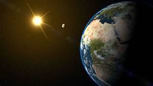 View Of Earth From Space Stock Footage Video  100  Royalty
