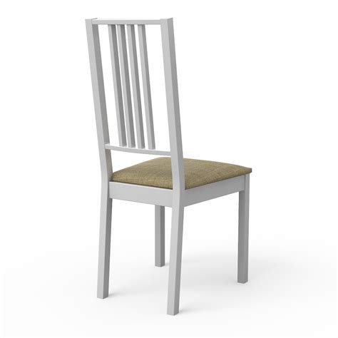 Ikea Borje Dining Chair Covers by Borje Dining Chair 3d Model Max Obj 3ds Fbx Cgtrader
