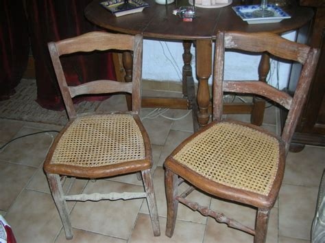 restaurer une chaise cannee chaise d enfant en paille la maison joyeuse