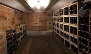Cave À Vin Enterrée : rangement bouteille cave vin am nagement cave enterr e ~ Nature-et-papiers.com Idées de Décoration