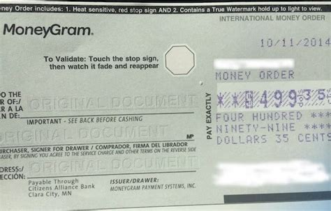 Money Order Walmart Could Buying Money Orders Get You Convicted Of Money