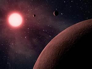 Earth-Sized Planets Around Nearby Dwarf