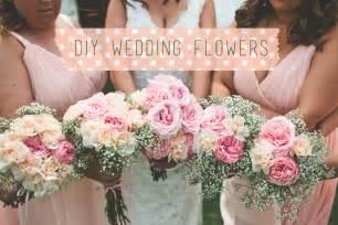 diy wedding flowers live simple - Diy Wedding Flowers