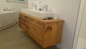 Badmöbel Aus Holz : badschrank holz design ~ Lizthompson.info Haus und Dekorationen