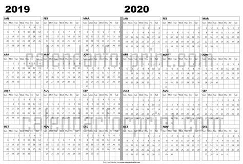 calendar template photo lines