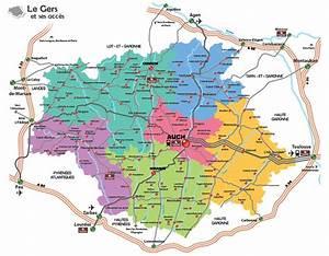 Carte Du Gers Détaillée : info carte du gers detaillee voyages cartes ~ Maxctalentgroup.com Avis de Voitures
