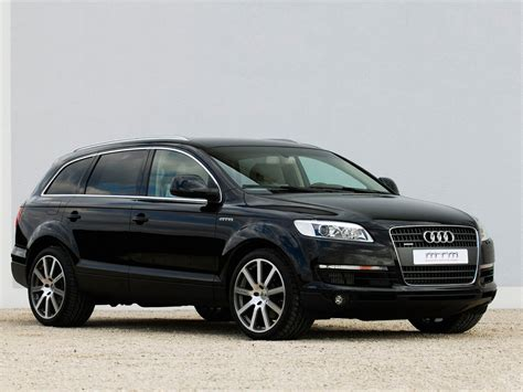 Audi Q7 Photo by Mtm Audi Q7 Photos Photogallery With 15 Pics Carsbase