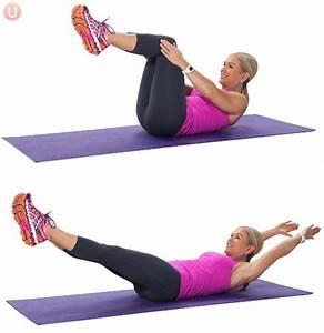 5 Pilates Moves To Sculpt Your Core