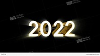 Year 2022 A HD Stock Animation   346918