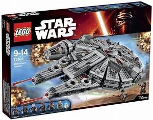 Faucon Millenium Star Wars : lego star wars 75105 pas cher le faucon millenium ~ Melissatoandfro.com Idées de Décoration