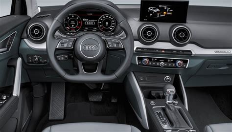 Engine Fitting Services: Audi Q2 Crossover brings the ...